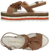 Espadrilles Sandals - Item 11378915