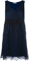 P.A.R.O.S.H. Rift dress - women - Cotton/Polyamide/Viscose/Polyester - M