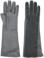Fabiana Filippi two-tone gloves