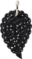 Tamara Comolli Large Black Onyx India Pendant