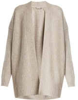 Vince Shawl-neck wool and cashmere-blend cardigan