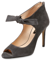 Ava & Aiden Peep Toe Pump