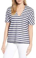 Vineyard Vines Ponte Stripe Top