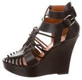 Givenchy Caged Wedge Sandals