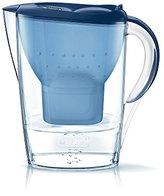 Brita Marella Cool Water Filter Jug and Cartridges+ Starter Pack, Blue