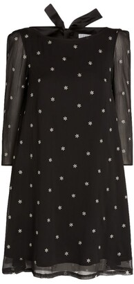 Claudie Pierlot Floral Tunic Dress