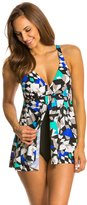 Penbrooke Color Angles Fly Away Swimdress 8136154