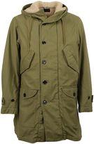 Saint Laurent Khaki M51 Parka Coat