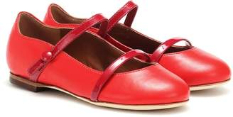 Malone Souliers Minismalls Maureen Smalls leather ballet flats