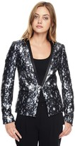 Juicy Couture Sequin Snake Jacket