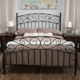 Christopher Knight Home Gardenia Queen Bed Frame