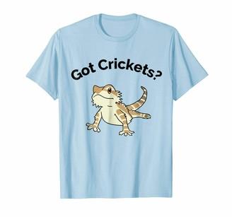 Dragon Optical Bearded Got Crickets Bearded Accessory T Shirt