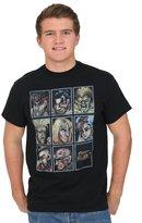 Freeze Mens mens Street Fighter 2 Fighter Options Men's T-Shirt