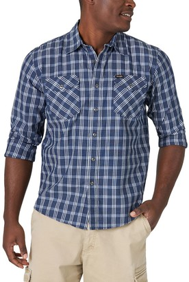 Wrangler Men's Button Down Shirt