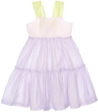 Il Gufo Cotton Muslin Dress