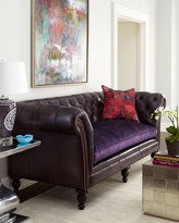"Old Hickory Tannery Shirley"" Sofa"