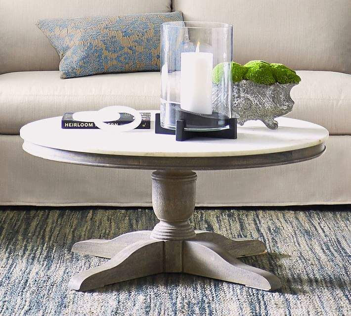 Wondrous Pottery Barn Connor Coffee Table Beatyapartments Chair Design Images Beatyapartmentscom