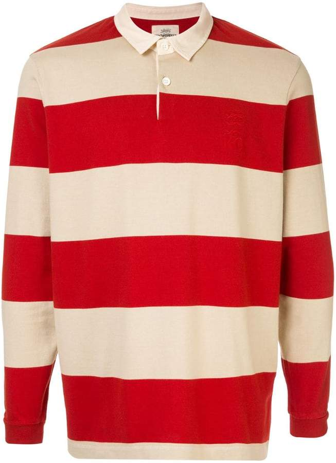 9b7099e5d71 Red Rugby Shirt - ShopStyle UK
