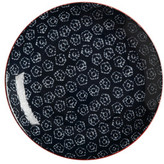 Maxwell & Williams Boho Side Plate Shibori Navy 20cm