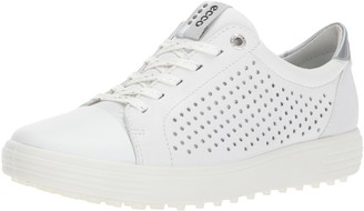 Ecco Women's Casual Hybrid Perforated Golf-Shoe