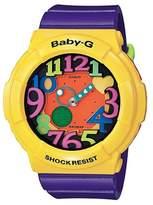 Casio Women's BGA131-9B Baby-G Purple Watch