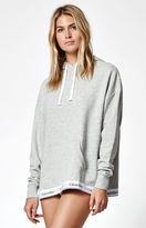 Calvin Klein Modern Cotton Oversized Hoodie