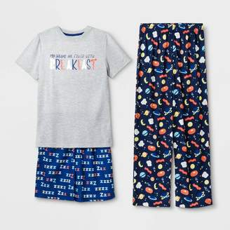 Cat & Jack Boys' Graphic Print 3pc Pajama Set - Cat & JackTM