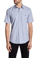 Zachary Prell Mangano Short Sleeve Printed Shirt