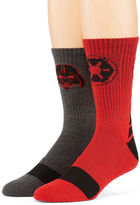 Star Wars STARWARS 2-pk. Athletic Crew Socks