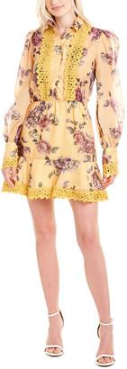 Beulah Lace Shirtdress