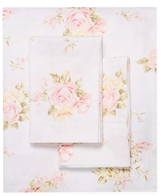 Melange Home Rose Bouquet Sheet Set