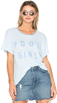 Wildfox Couture Pool Girl Tee in Baby Blue