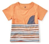 Tea Collection Infant Boy's Fin Graphic T-Shirt