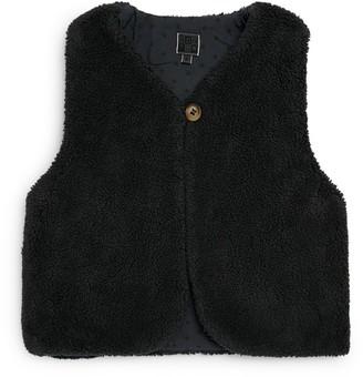 Bonton Fleece Gilet (4-12 Years)