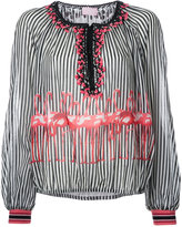 Giamba striped blouse - women - Cotton - 40