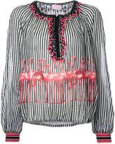 Giamba striped blouse