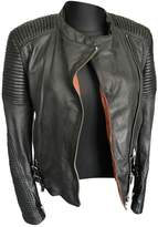 Closed Black Leather Jacket for Women