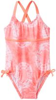 Carter's Toddler Girl Tie-Dye One-Piece Swimsuit