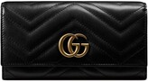 Gucci GG Marmont continental wallet