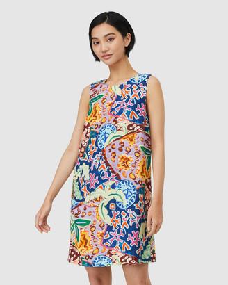 gorman Paradiso Shift Dress