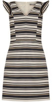 Oasis Stripe Jacquard Shift Long Length