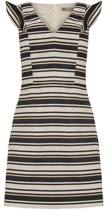 Oasis Stripe Jacquard Shift Long Length