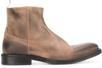 Golden Goose Pull-On Ankle Boots