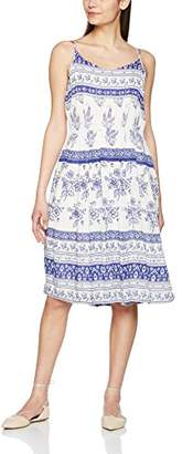 Yumi Floral Tile Day Dress