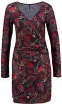 Smash Wear AVELINA Summer dress dark red