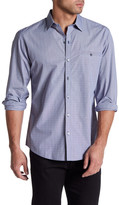 Zachary Prell Casey Printed Trim Fit Shirt