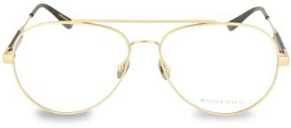 Bottega Veneta 58MM Aviator Optical Glasses