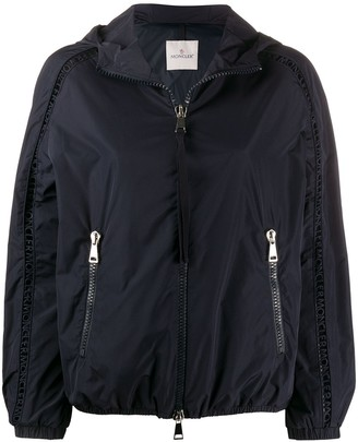 Moncler Hooded Lightweight Jacket