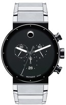 Movado Men's 'Sapphire Synergy' Chronograph Bracelet Watch, 42Mm