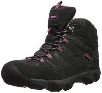 AdTec Ad Tec Women's Composite Toe Work Hiker Grey/Pink 8